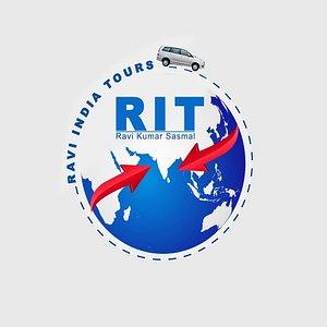 Logo from Ravi India Tours, New Delhi (India)