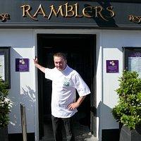 Ramblers Executive Chef Anthony