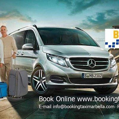 Reserva Online con Booking Taxi Marbella