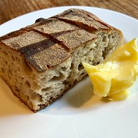 delicious bread and butter