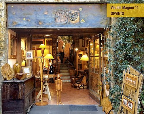 View Of the shop from outside
