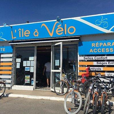 l île a vélo