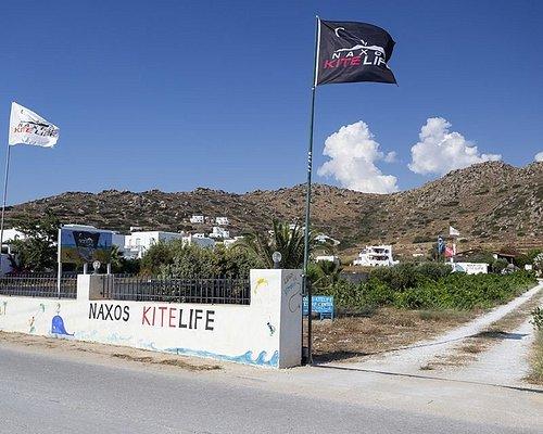 naxos kitelife