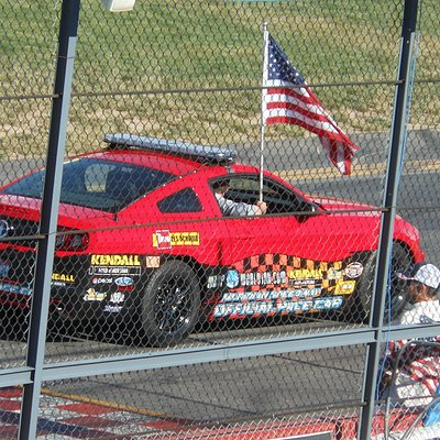 Pace Car @ Meridian Speedway 4th of July 2016