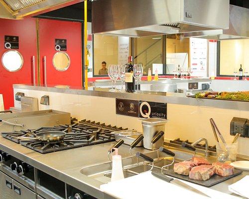 Quriosity Culinary Center facility