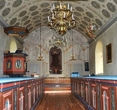 Uråsa kyrka i Uråsa