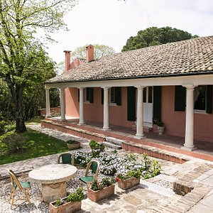 Capodistrias Museum house-museum and historic garden