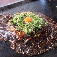 0 okonomiyaki