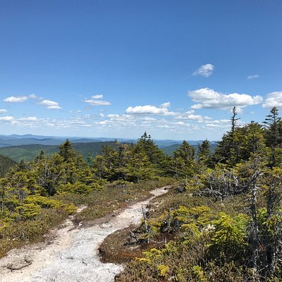 Baldpate Summit