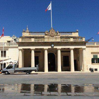 Main Guard Building
