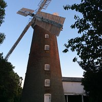 Buttrums Mill at Sunset