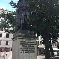 Lorenz von Westenrieder Monument - Promenadeplatz