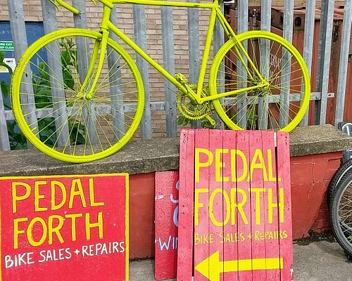 Pedal Forth