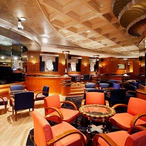 Lobby Lounge main area