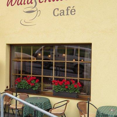Great cozy little cafe in Wengen