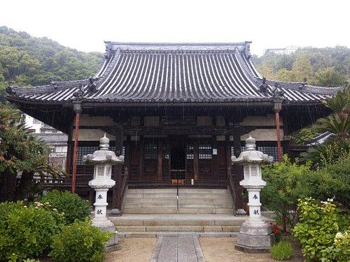 Jikoji Temple, onomichi