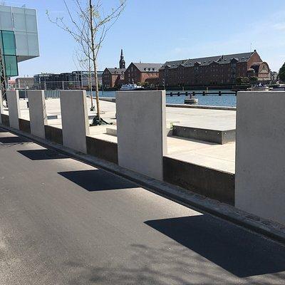 Blox i Köpenhamn. Foto Starka Betong
