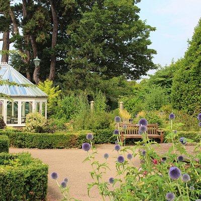 Horsham Park - Sensory Garden
