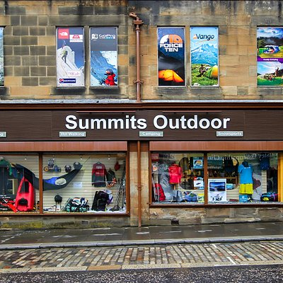 Summits Shop Front