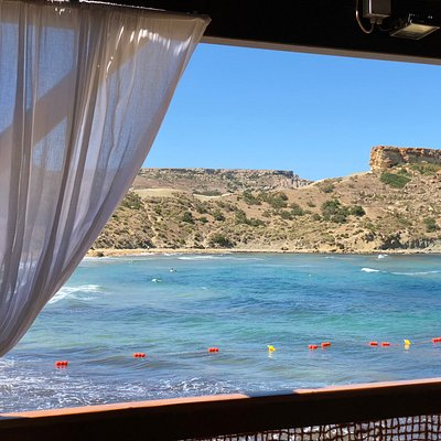View from the kiosk