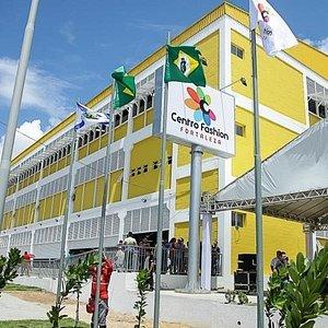 Faixada Centro Fashion