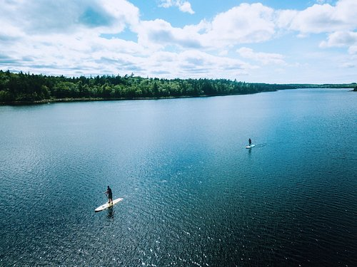 Come rent a SUP from Long Lake Adventure Company