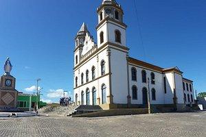 Igreja Matriz do Sagrado Coração de Jesus - Bananeiras