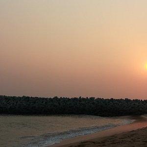 Thengapattanam Beach