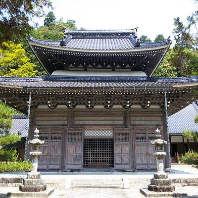Buttsu-ji Temple