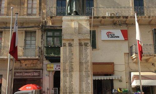 Monument to Gozitans
