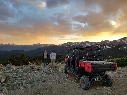 Jaw Dropper Sunset View!