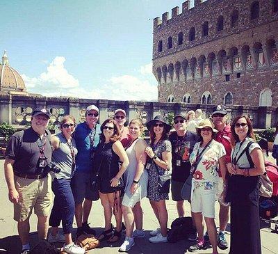 Uffizi gallery guided tour