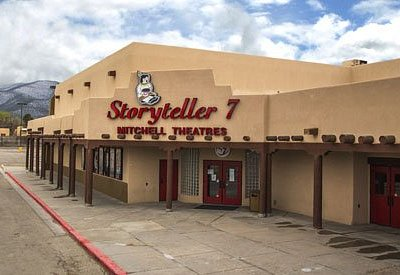 Mitchell Theatres Storyteller Cinema 7 in Taos, New Mexico USA