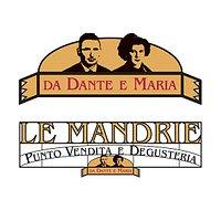 """""""Da Dante e Maria"""" Punto Vendita e Degusteria Le Mandrie."""