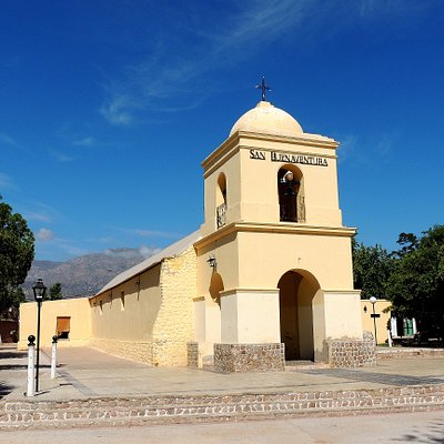Iglesia San Buenaventura