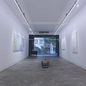 The Line - Tran Van Thao Exhibition in Jan 2018