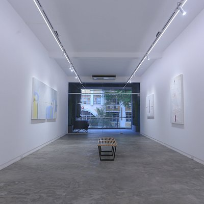 The Line - Tran Van Thao Exhibition in Jan 2018