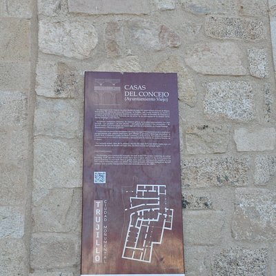 History tablet on location.