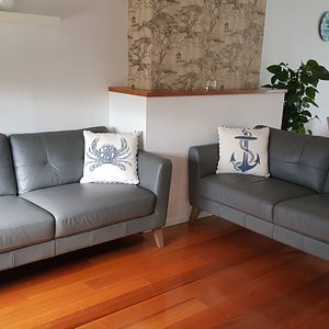 Two Bedroom Apartment Living Area