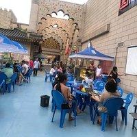 Macchi Bazaar at Tang west Market