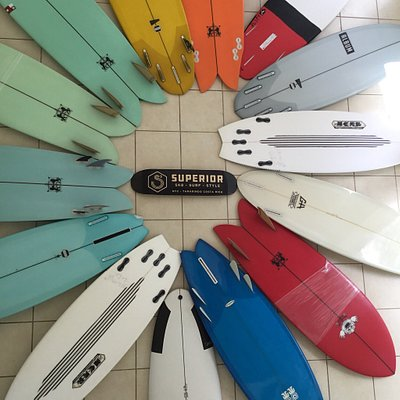 Superior Sk8 Surf Style