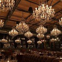 Amazing decor!