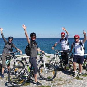 Mountain bike experience
