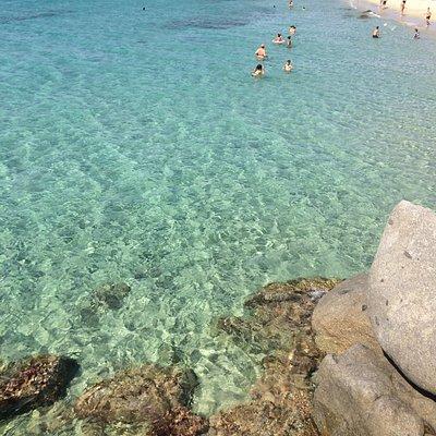 Spiaggia piscadeddus villasimius