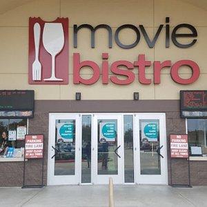 Movie Bistro - Entrance