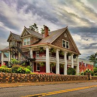 A photo I took ofGlen Ferris Inn in June 2018. Great historic Inn to visit with good food availa