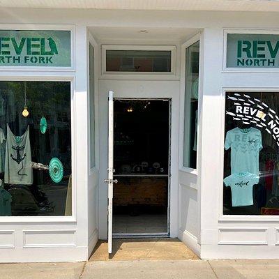 New storefront in Greenport!