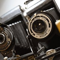 Camera from our Kodak collection