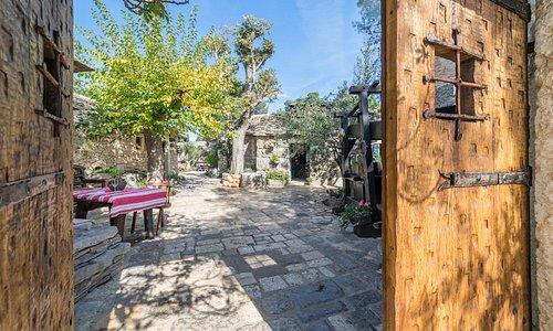 Dalmatian Ethno Village Entrance