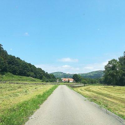 Camino a la Jarradilla